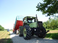 40 Jahre MB trac
