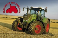 Fendt 828 Vario: Tractor of the Year 2011