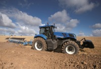 Der T9 von New Holland (Quelle: New Holland)
