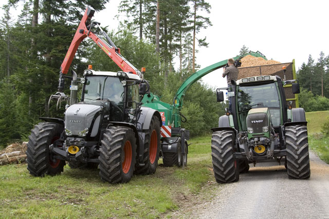 Fendt Black Beauty mit Jenz Mobilhacker | TRAKTOR TV