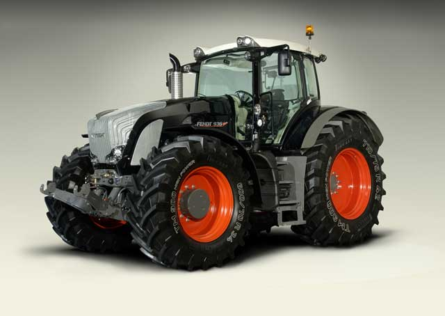 Fendt Black Beauty: Traktor-Sondermodell | TRAKTOR TV